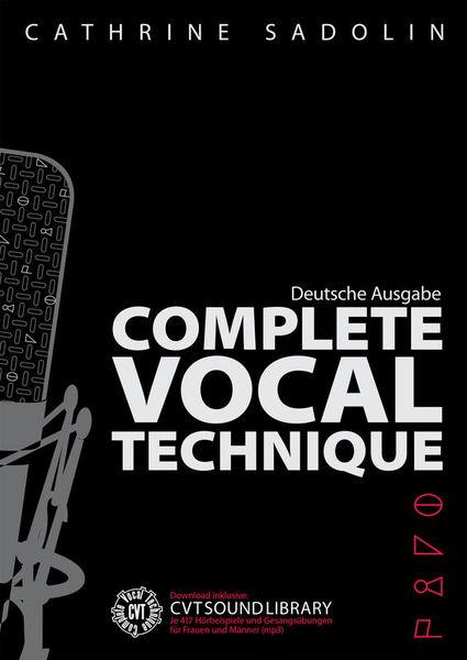 Shout Publications Komplette Gesangstechnik