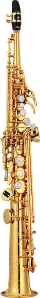 Yamaha YSS-82Z Soprano Sax