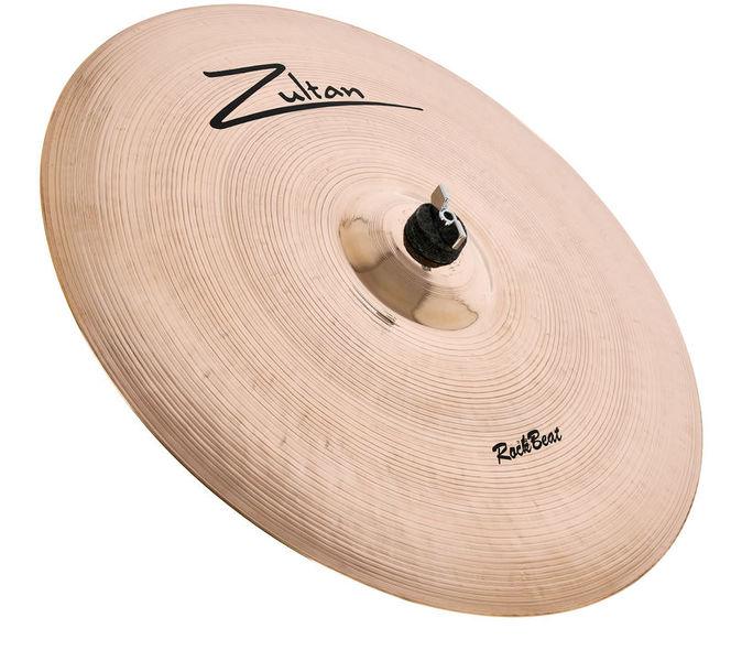 "Zultan 18"" Rock Beat Crash"