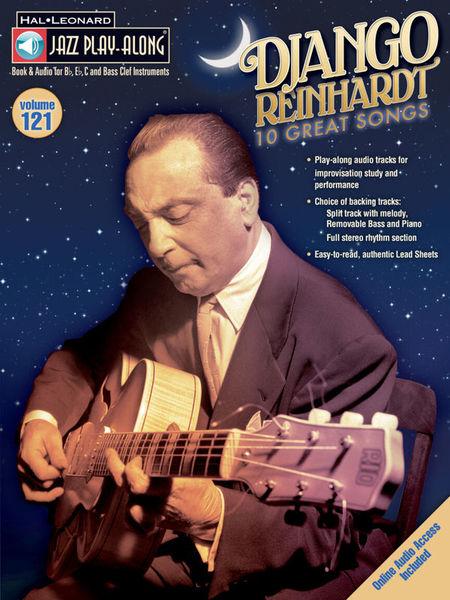 Hal Leonard Jazz Play-Along Django R.