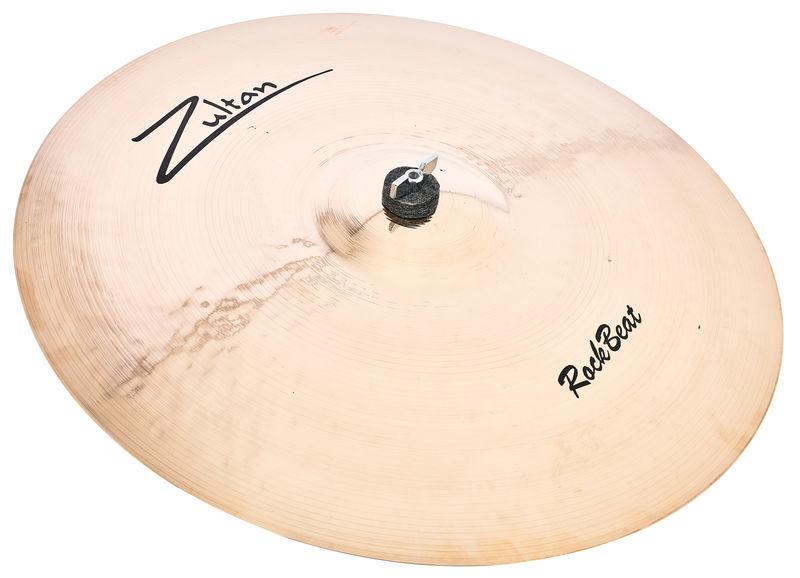 """Zultan 20"""" Rock Beat Medium Ride"""