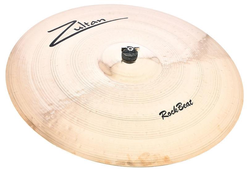 """Zultan 22"""" Rock Beat Heavy Ride"""
