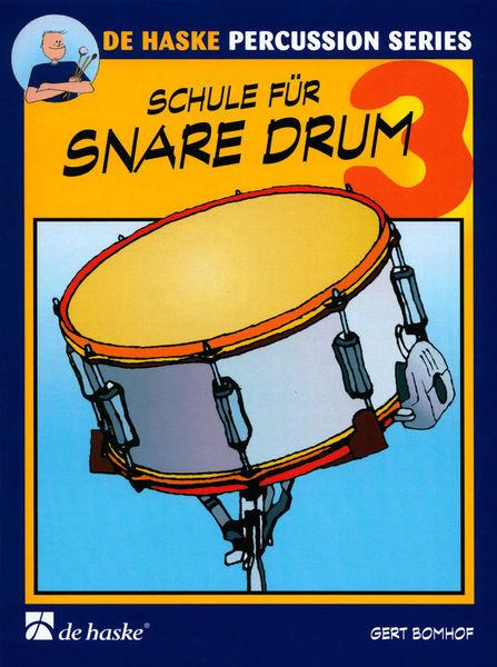De Haske Schule Für Snare Drum 3
