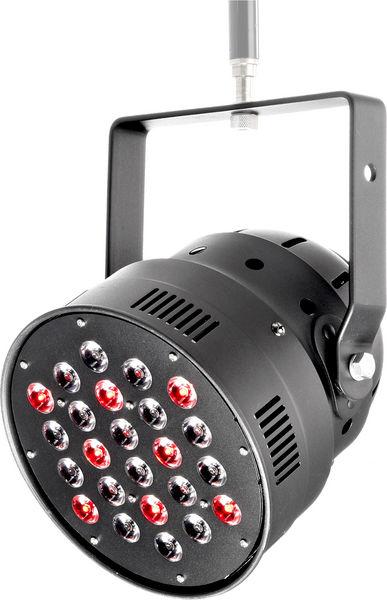 Stairville LED Par56 Pro 24x3W black RGB