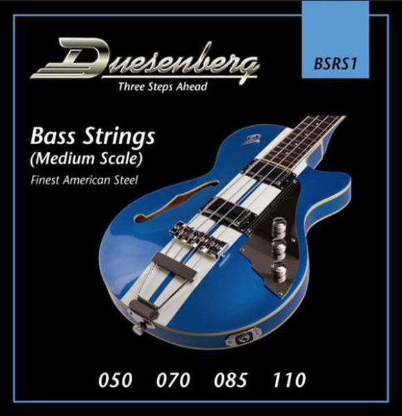 Duesenberg BSRS1 Bass Strings Medium