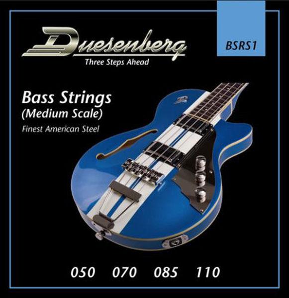 Duesenberg BSRS1 Bass Strings Medium