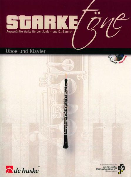 De Haske Starke Töne Oboe
