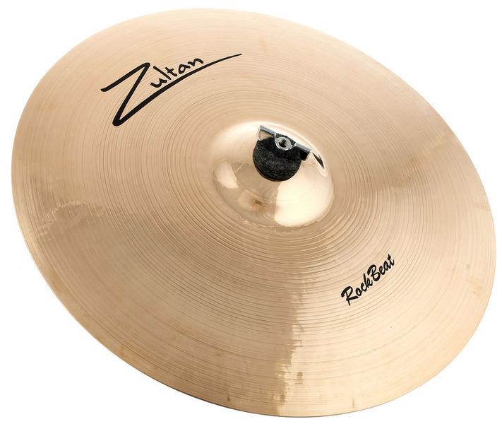 "Zultan 15"" Rock Beat Crash"
