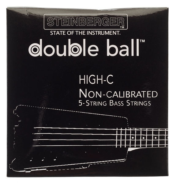 Steinberger Guitars SST-110 High C Bass Set