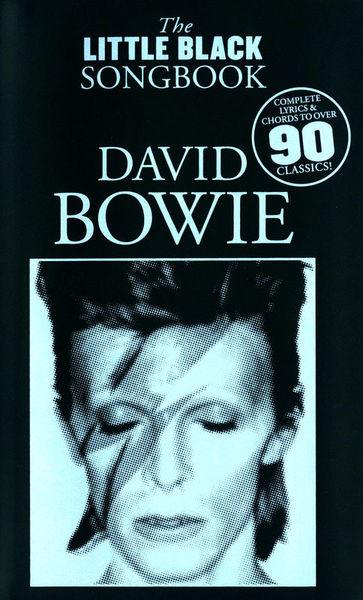 Wise Publications Little Black David Bowie