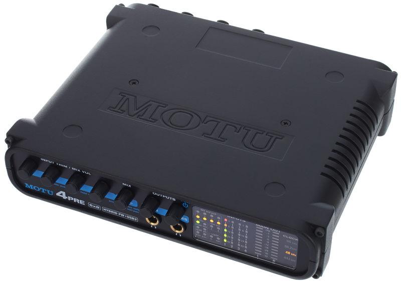 MOTU 4 Pre Hybrid