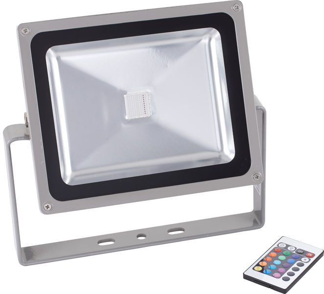 Stairville LED Colour Flood 30W RGB IP65