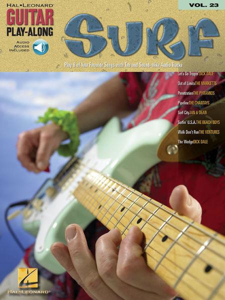 Hal Leonard Guitar Play-Along Surf