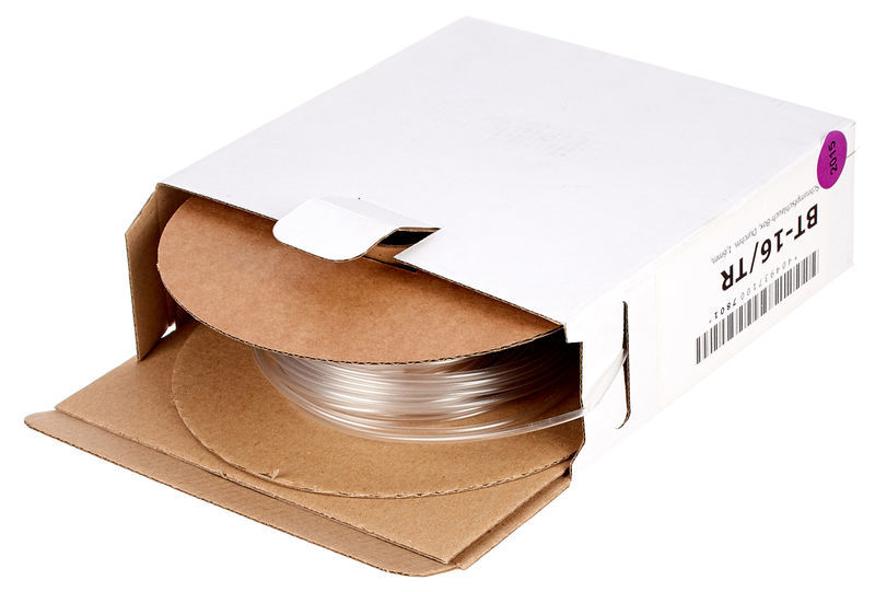 Sommer Cable Shrinktube Box 1,6mm Clear