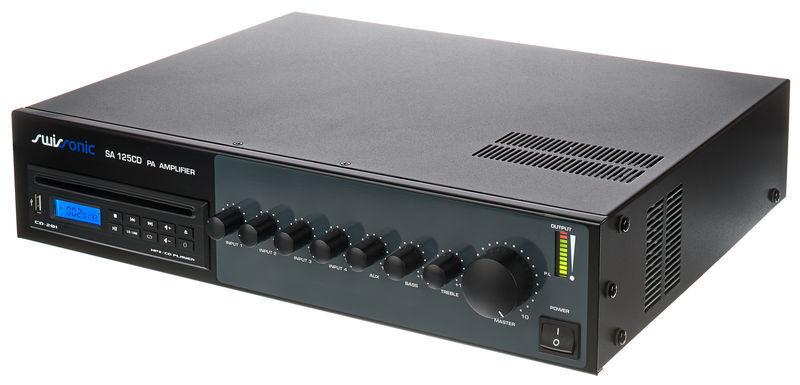 Swissonic SA 125 CD