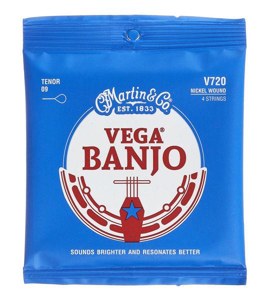 Martin Guitars V720 Vega Tenor Banjo
