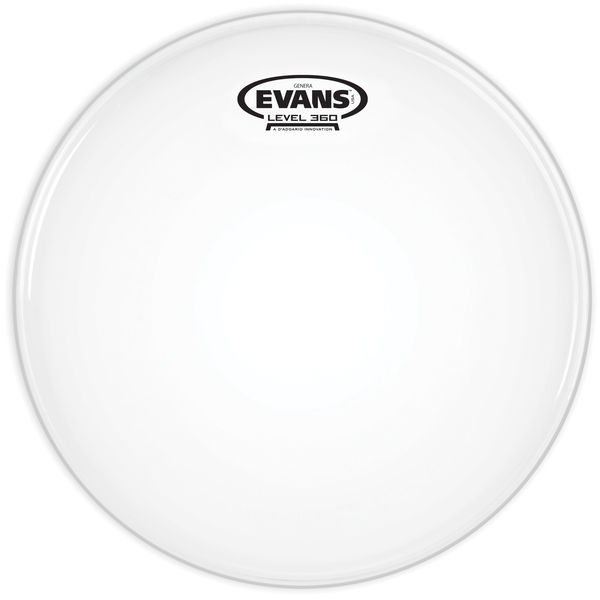 "Evans 13"" Genera Snare Coated"