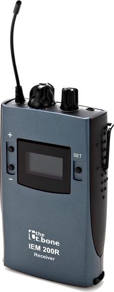 the t.bone IEM 200 R - 606 MHz