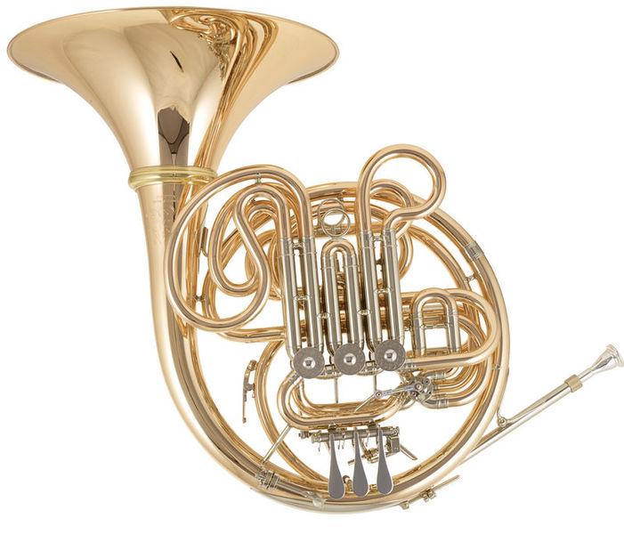 Hans Hoyer K10GA-L Double Horn