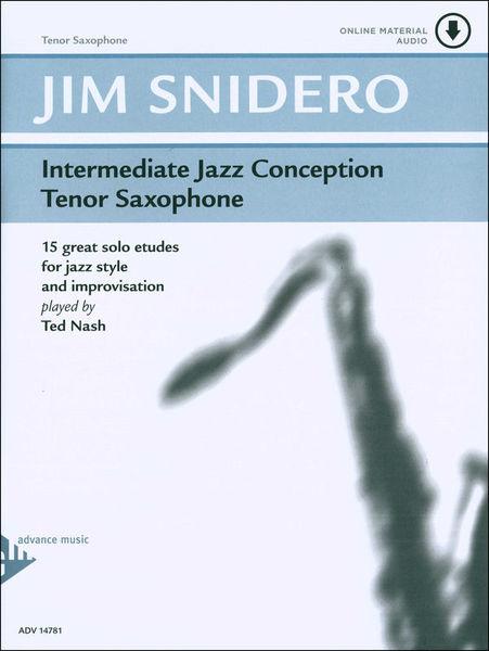 Advance Music Inter Jazz Conception 2 T-Sax