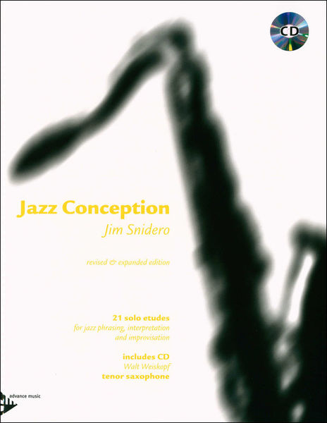 Advance Music Jazz Conception 3 T-Sax