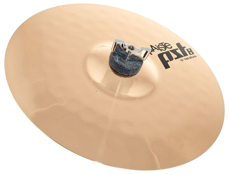"Paiste 10"" PST8 Reflector Thin Splash"