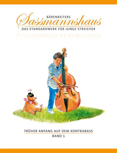 Bärenreiter Sassmannshaus Anfang Bass 1