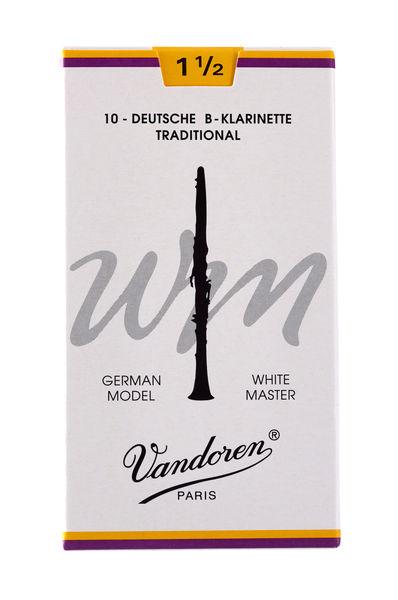 Vandoren White Master Traditional 1.5