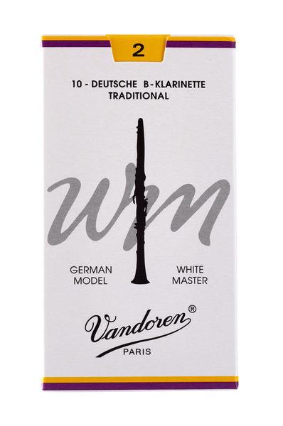 Vandoren White Master Traditional 2.0