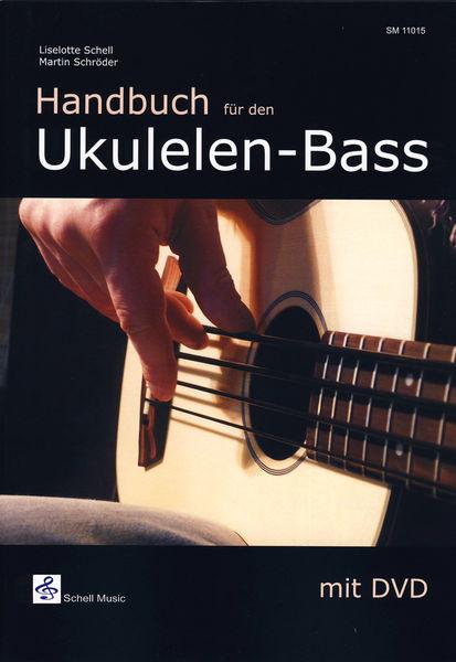 Schell Music Handbuch Ukulelen-Bass