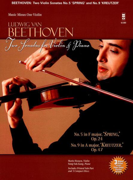 Music Minus One Beethoven Sonatas For Violin