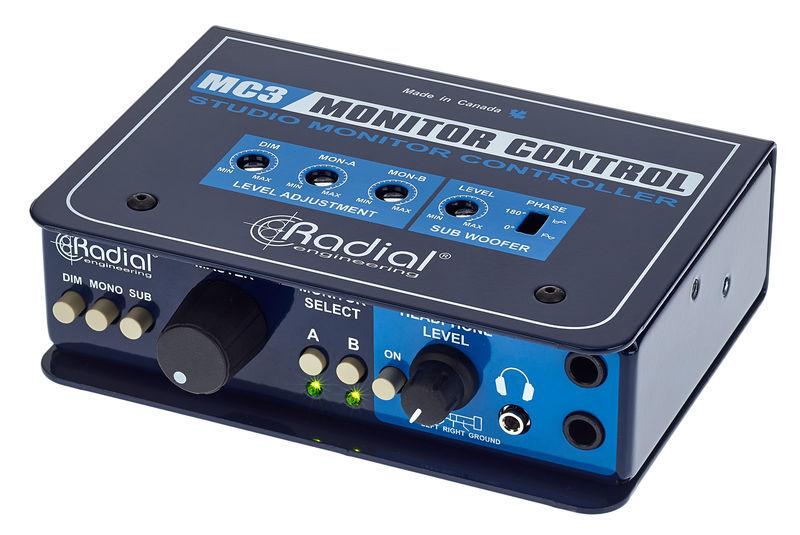 Radial Engineering MC-3