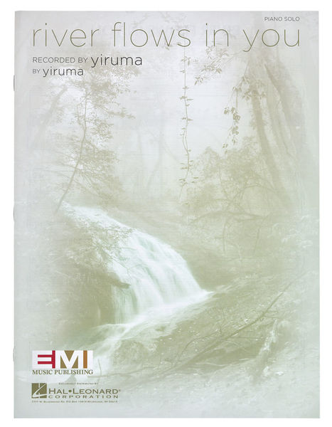 Hal Leonard Yiruma River Flows In You