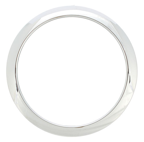 "Bass Drum O's 5"" Chrome round HC5"