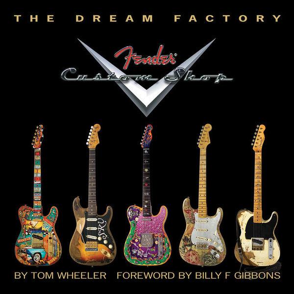 Hal Leonard Dream Factory Fender Custom