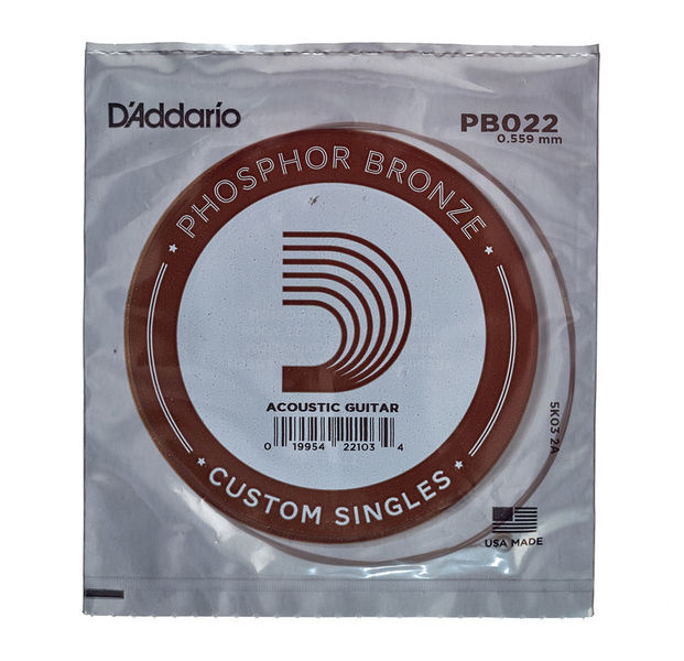 Daddario PB022 Single String