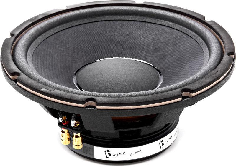 the box Speaker 12-280/8-W