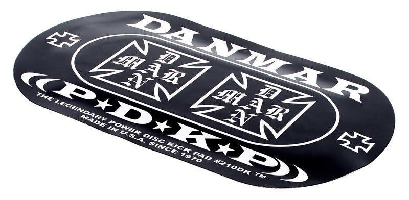 Danmar 210DKIC Bass Drum Doublepad