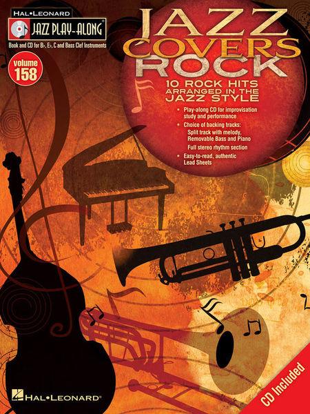 Hal Leonard Jazz Play-Along Jazz Covers