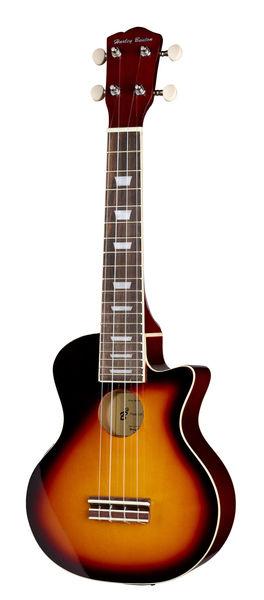 Harley Benton UK-L100E VS Soprano Ukulele