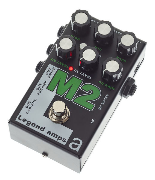AMT M2 Legend II Series Pre Amp