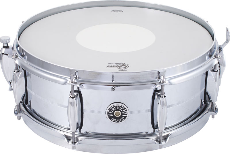 "Gretsch Drums 14""x05"" Brooklyn Chrome/Brass"