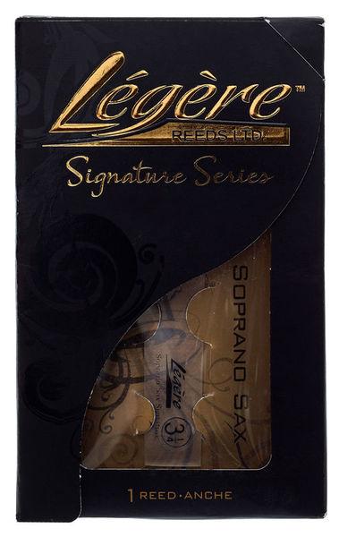 Legere Signature Soprano Sax 3.25