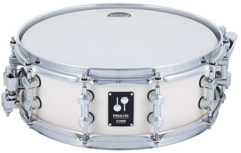 """Sonor 14""""x05"""" ProLite Sn Creme White"""