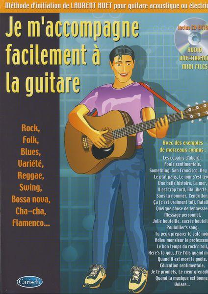 Edition Carisch Methode Pour Guitare