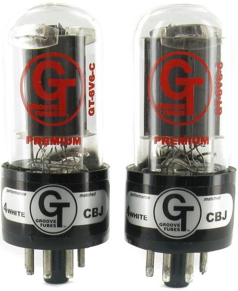 Groove Tubes 6V6-C Duett