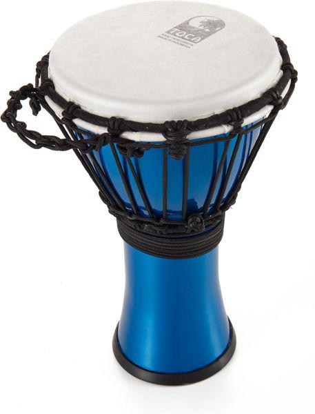 "Toca 7"" Color Sound Djembe Blue"
