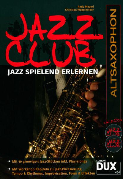 Edition Dux Jazz Club A-Sax