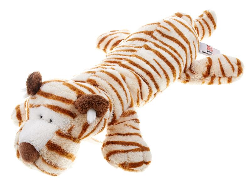 Nici New Wild Friends Rec Bag Tiger