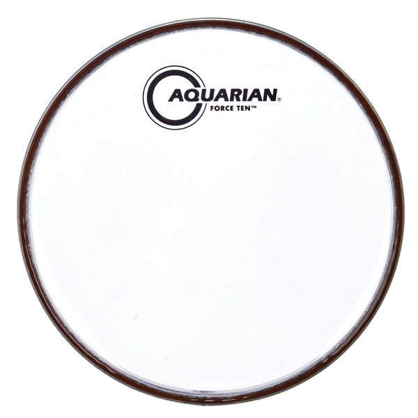 "Aquarian 8"" Force Ten Clear"